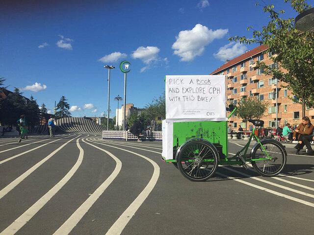 Bike Research Interception