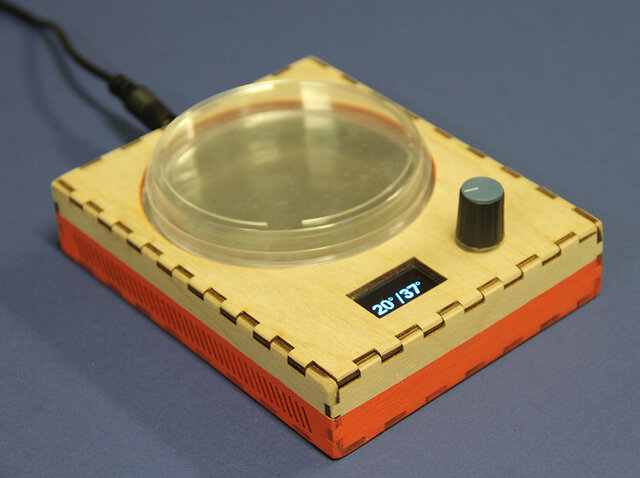 Thermocycler Prototype