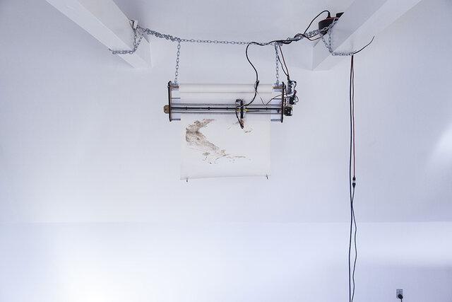 Pyrograph Installation